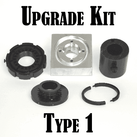 War Lock Upgrade Kit: Type 1