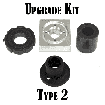 War Lock Upgrade Kit: Type 2