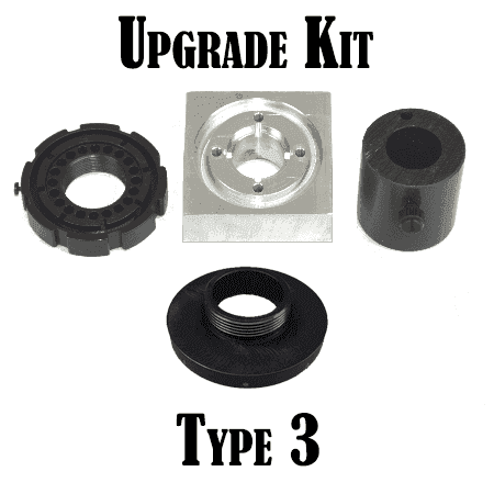War Lock Upgrade Kit: Type 3